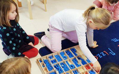 Fournitures Mercredis Montessori