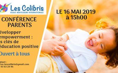 Conférence parents