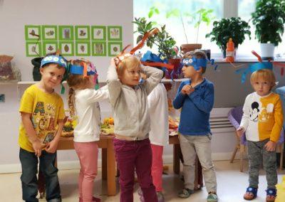 Stages bilingues 3-5 ans