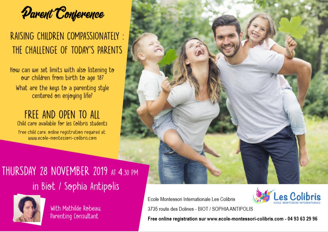 Parents conference