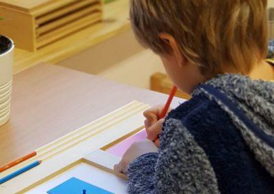 Mercredi montessori 3-6 ans
