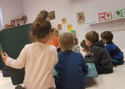 Mercredis montessori