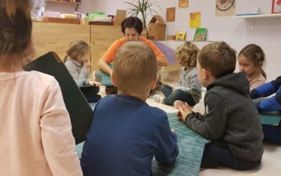 Mercredis Montessori 3-6 ans : à la découverte de l'arctique !