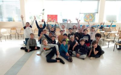 Bienvenue dans le blog de la classe des 9-12 – Welcome to the blog of the Emerald Class !