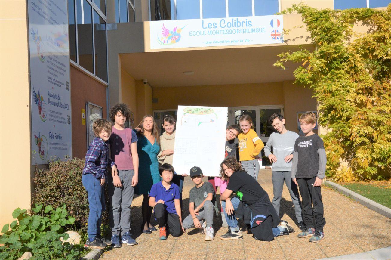 Nouveau-collège Montessori