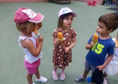 Stages bilingues vacances d'été