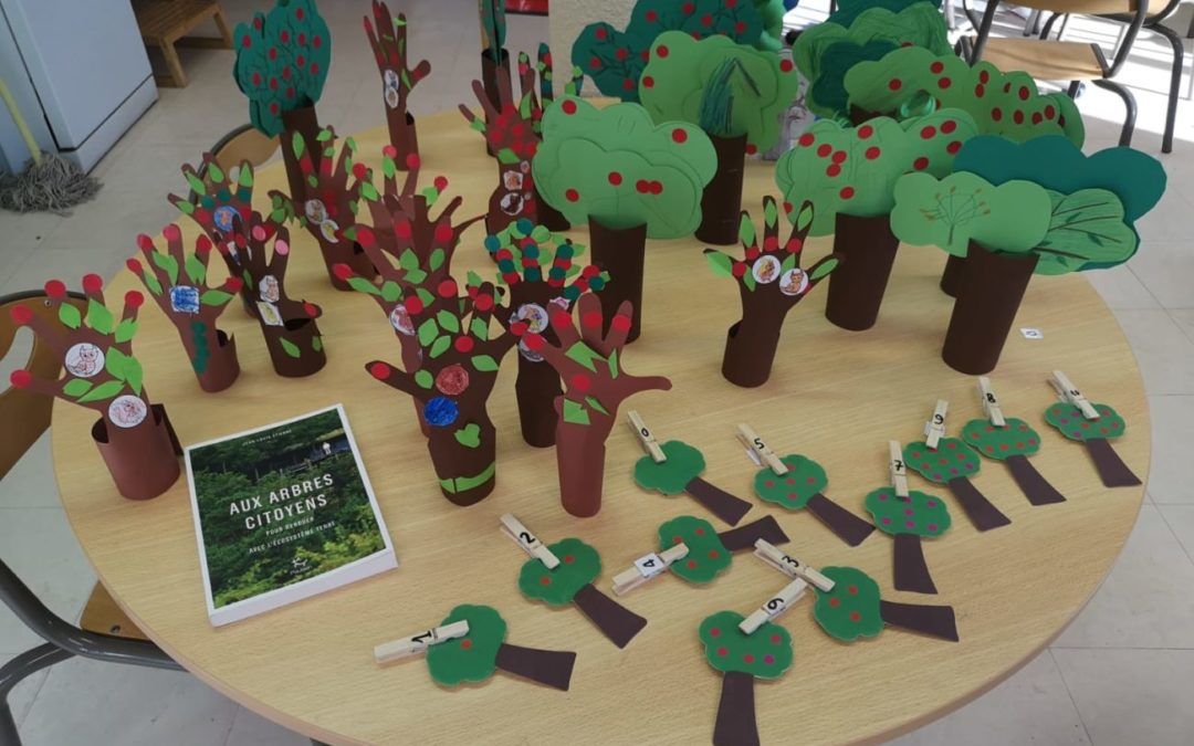 The Kids Club celebrates green week
