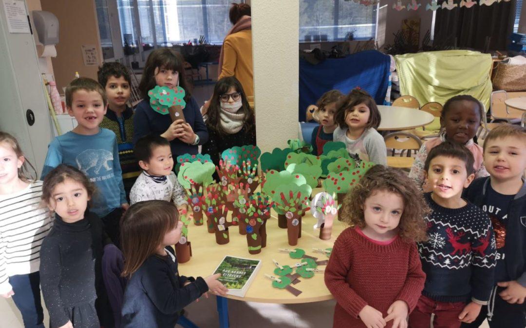 Le Kids Club fête la semaine verte