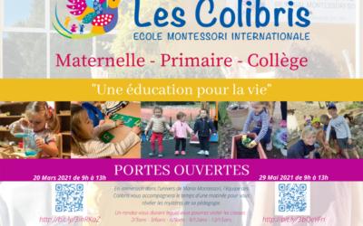 Les portes de l'école s'ouvrent le 20 mars