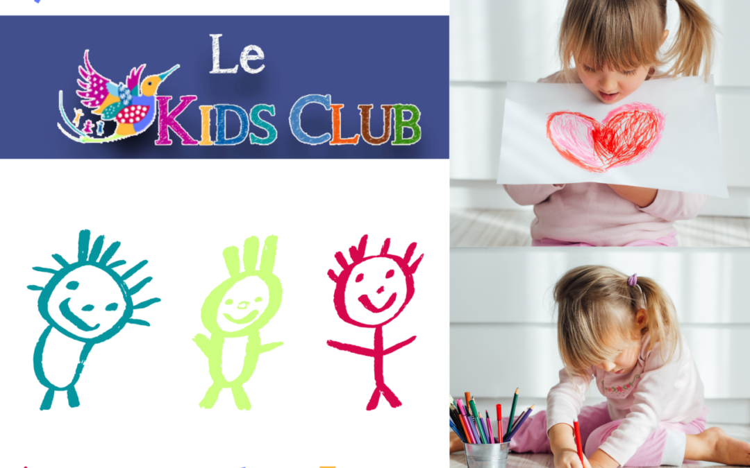 Discovering the Kids Club