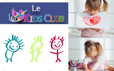 A la découverte du Kids Club